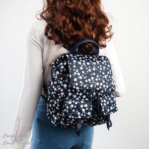 NWT Kate Spade Carley Fleurette Nylon Backpack